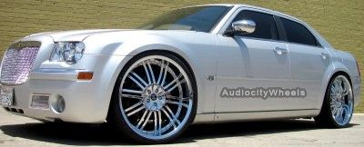 24inch Wheels and Tires Chevy Ford,escalade Nissan Rims